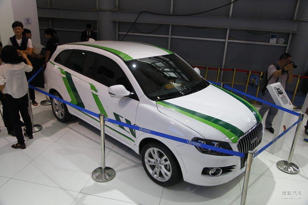 野马汽车c30