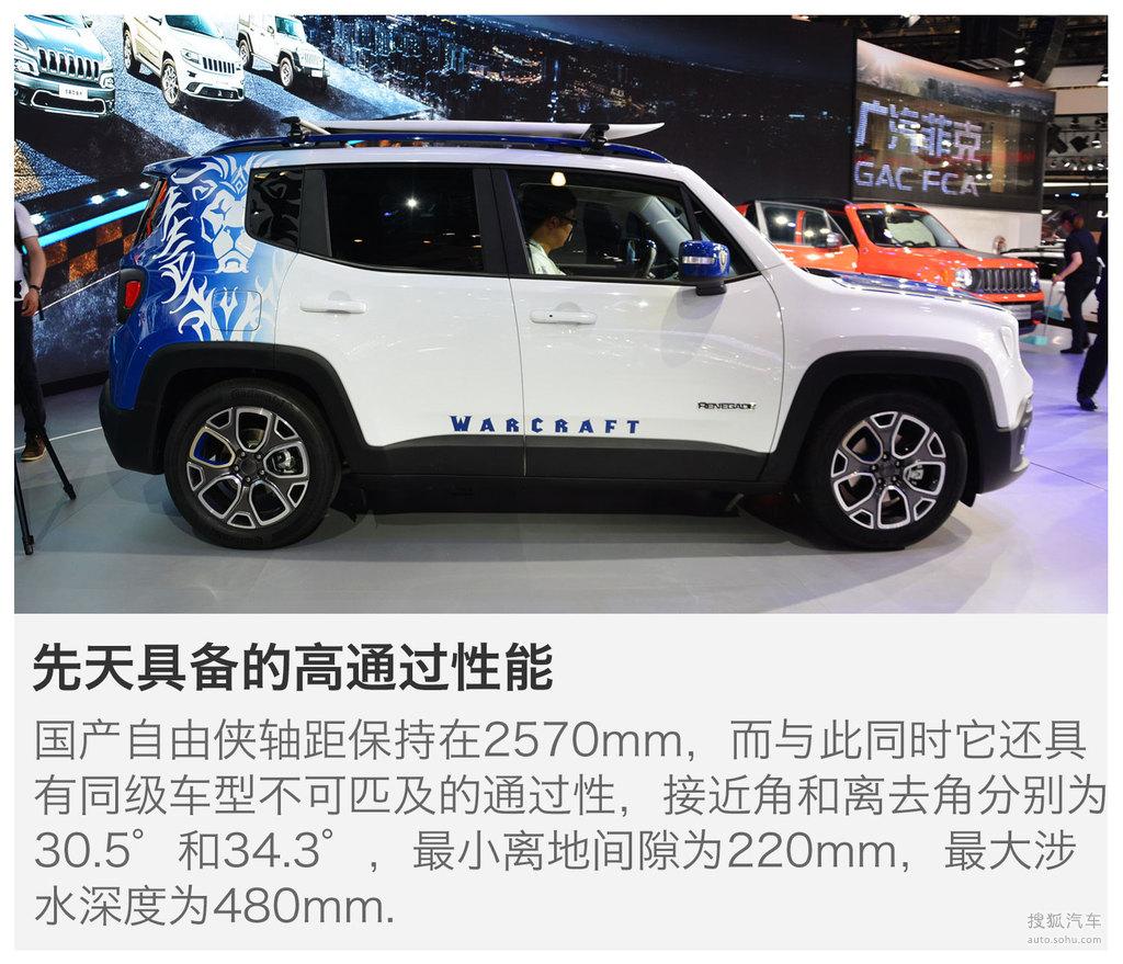jeep自由侠高清图片】