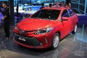 丰田新款威驰有望9月上市 换装CVT变速箱