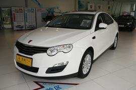 2012款荣威550S 1.8L 自动超值版实拍