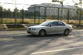 2007款名爵MG7动态