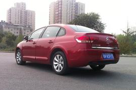 2011款雪铁龙世嘉三厢 1.6L自动时尚型