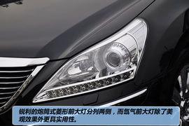 2012款现代雅科仕加长版 5.0L GDI旗舰版到店实拍