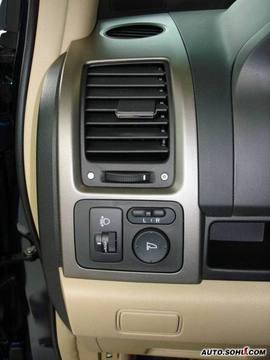 新CR-V手动版内饰