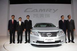 丰田第七代凯美瑞正式发布