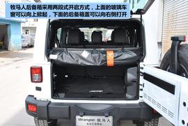 2012款Jeep牧马人四门版Rubicon