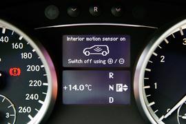 2011款奔驰R350L 4MATIC深度试驾实拍