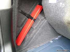 2008款一汽大众高尔夫1.6L手动舒适版实拍