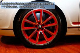 2012款宾利欧陆Supersports ISR敞篷版图解
