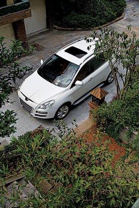 纳智捷大7 SUV评测
