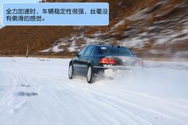 2011款大众辉腾冰雪试驾实拍