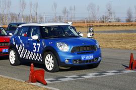 2011款MINI COUNTRYMAN赛道体验