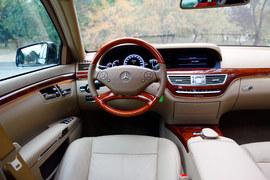 2012款奔驰S350L 4MATIC试驾实拍