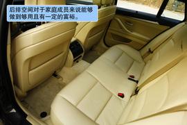 2012款宝马530i旅行版深度测试