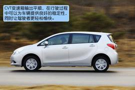 2012款丰田逸致1.8L CVT试驾实拍