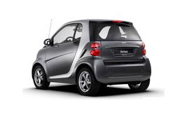 2012款smart fortwo流光灰特别版