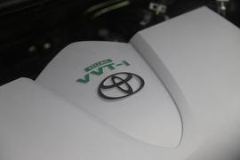 2017款威驰FS  1.5L CVT锋势版