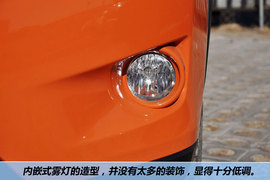 2012款斯巴鲁XV 2.0L自动舒适版到店实拍