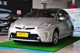 2012款一汽丰田普锐斯1.8L豪华先进版