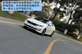 2012款起亚K5 Nu 2.0L苏州试驾实拍