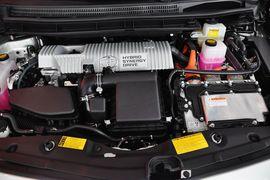 2012款丰田普锐斯1.8L标准版到店实拍