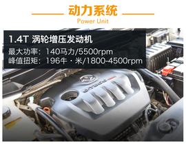 2016款东风风度MX5 1.4T手动豪华版试驾