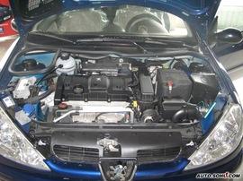 2007款标致206CC