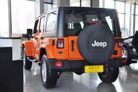 2012款Jeep牧马人四门版3.6L Sahara