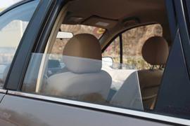 2012款东风风行景逸SUV试驾实拍