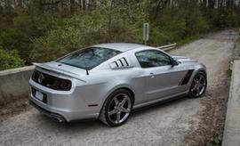 Mustang升级 Roush推出现款野马升级套件