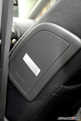 2008款天语SX4锐骑版内饰