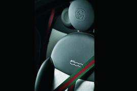 2012款菲亚特500 Gucci限量版官图