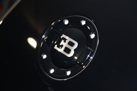 布加迪威航Vitesse 2012北京车展实拍