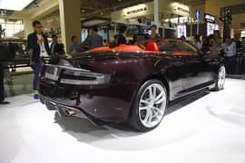 阿斯顿马丁DBS Volante龙年88限量版北京车展实拍