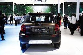 天语SX4北京车展实拍