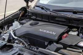 2017款日产奇骏2.5L CVT至尊版 4WD