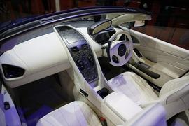 阿斯顿马丁Vanquish S Volante上海车展实拍