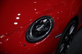 保时捷911 Carrera GTS上海车展实拍