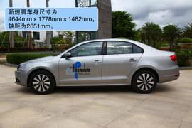2012款一汽大众全新速腾1.4TSI旗舰型深度测试