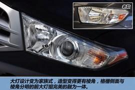 2012款广汽丰田全新汉兰达2.7L豪华版