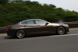 2012款宝马640i Gran Coupe试驾实拍