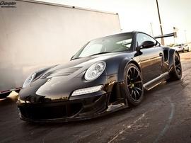 Champion Motorsport推出Porsche