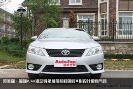 2012款丰田凯美瑞2.5Q旗舰版深测