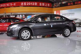 2012款东风日产轩逸1.8XV CVT科技尊享版