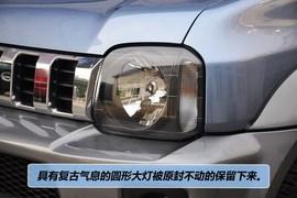 2012款铃木吉姆尼1.3L四驱自动JLX到店实拍