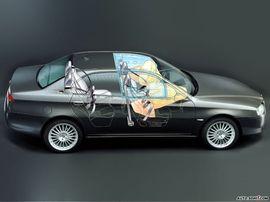 2004款阿尔法.罗密欧 166