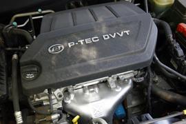 2012款宝骏630 1.5L DVVT自动挡深测