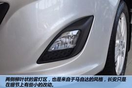 2012款长安悦翔V5 1.5L手动型到店实拍