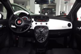 2012款菲亚特500 1.4L Gucci版
