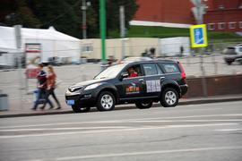 2011款长城哈弗北极自驾之旅